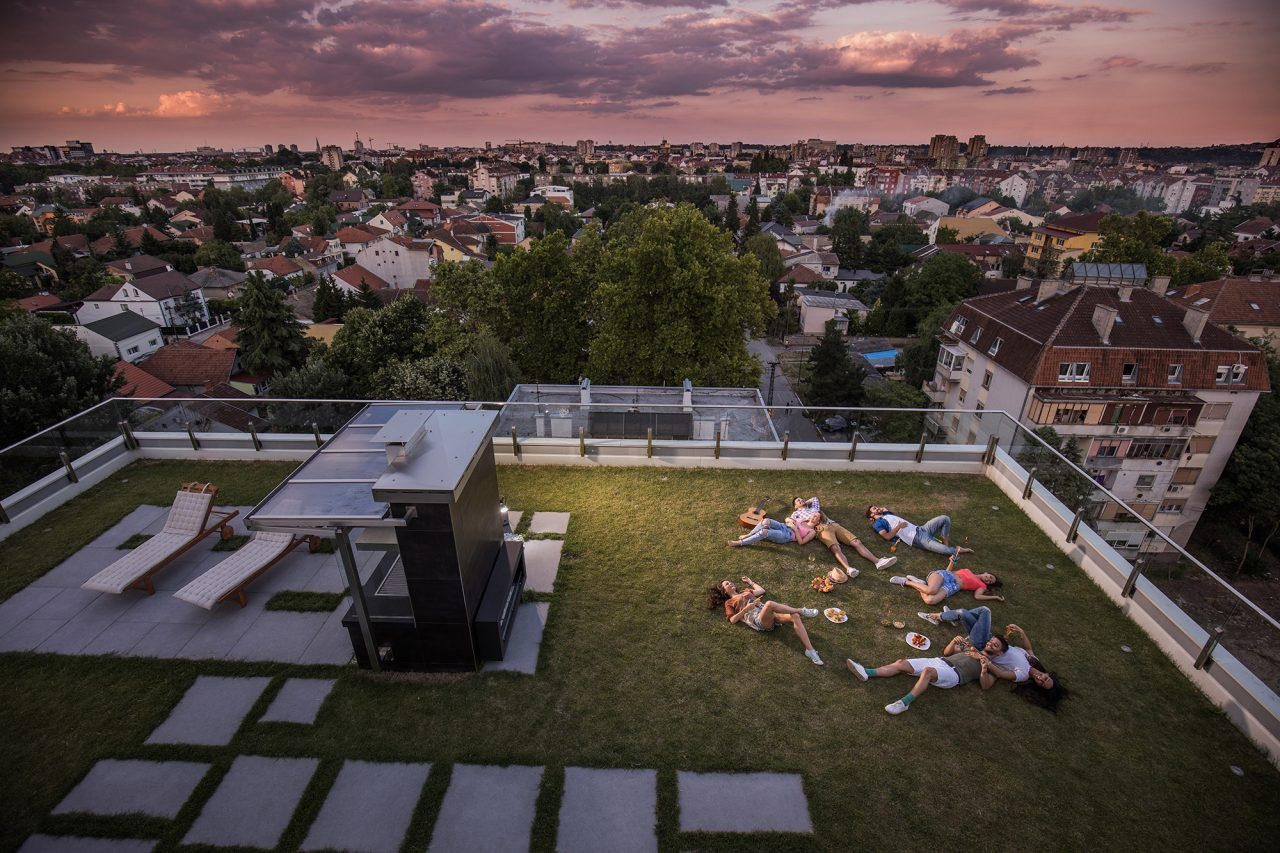 Green Roofs and Vertical Gardens - Urban Oases in Modern Cities