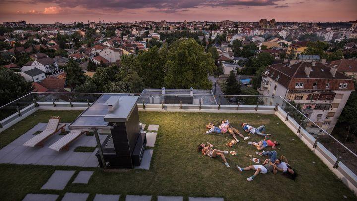 Zeleni krovovi i vertikalne bašte - urbane oaze modernih gradova