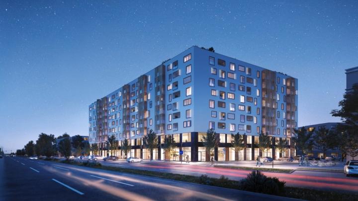 Blok D, Lamela 2: Počela prodaja stanova